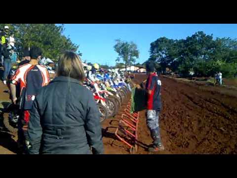 Motocross Espírito Santo do Turvo - Piloto Fantasma Duartina