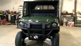 3. Custom Mule Pro DXT (Diesel) LE build part 2 *getting close*