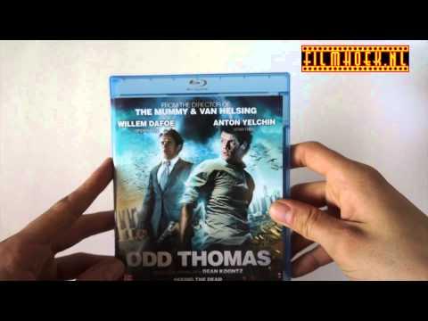Blu ray recensie Odd Thomas