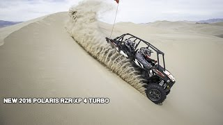 4. 2016 Polaris RZR XP 4 Turbo - UTVUnderground.com