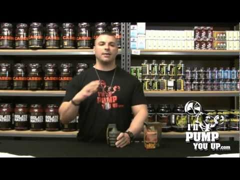 Grenade Fat Burner Supplement Review