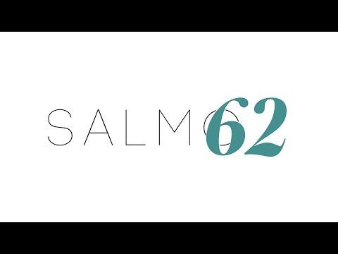 Melodia para o Salmo deste Domingo, 19 de junho (Salmo 62)