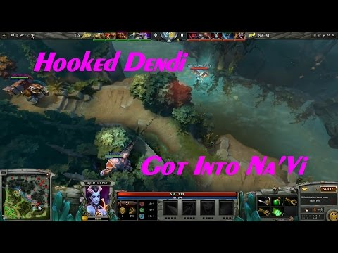PSM Pudge picked vs NaVi on The International 2015