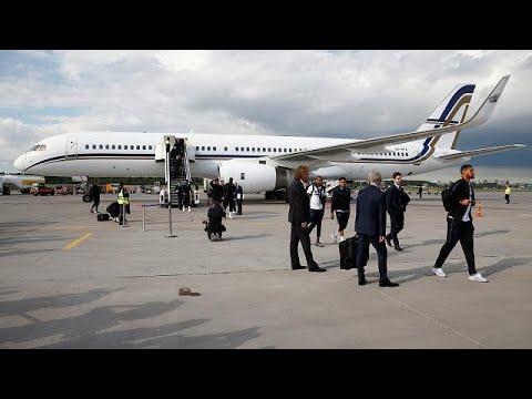 Μουντιάλ 2018: Φτάνουν και οι τελευταίοι στη Ρωσία