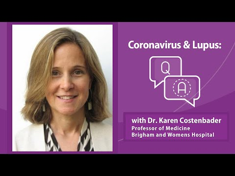 Coronavirus and Lupus - Update July 13