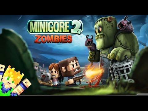 Minigore 2 : Zombies IOS
