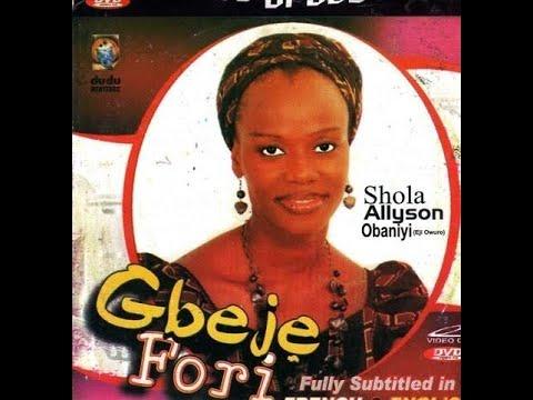 Shola Allyson-Gbeje Fori