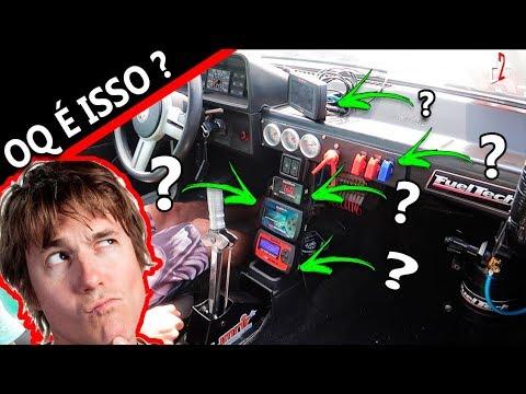 Meu Golf Atualizado + Como funciona um carro de ARRANCADA por dentro ! Canal D2M