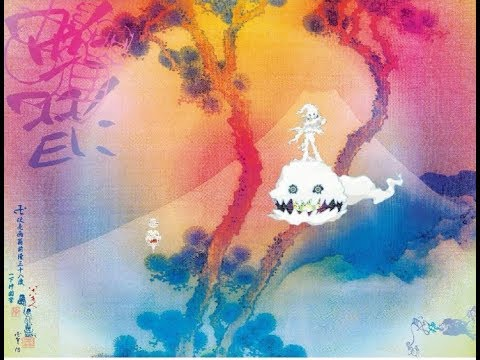 "Kids See Ghosts [free]  Kid Cudi X Kanye West - ""kids See Ghosts"" 