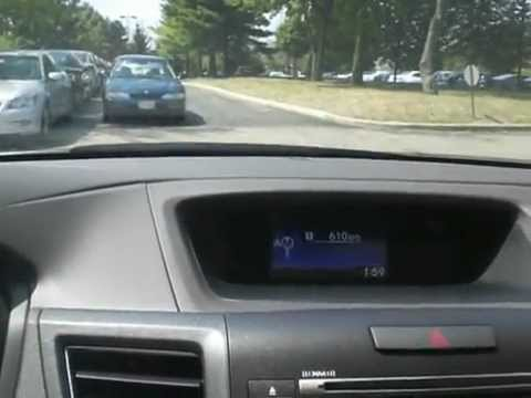 2012 Honda CR V - Full review of the 2012 Honda CR-V. It is an EX-L with Navigation. A lot of information quickly.
