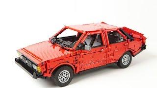 FSO Polonez z LEGO
