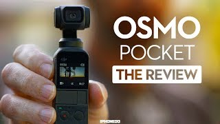 DJI Osmo Pocket — In-Depth Review [4K]