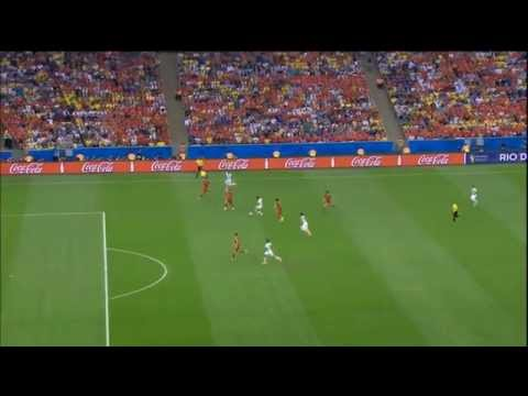 20 – Eduardo Vargas: Chile v Spain 2014 – 90 World Cup Minutes In 90 Days