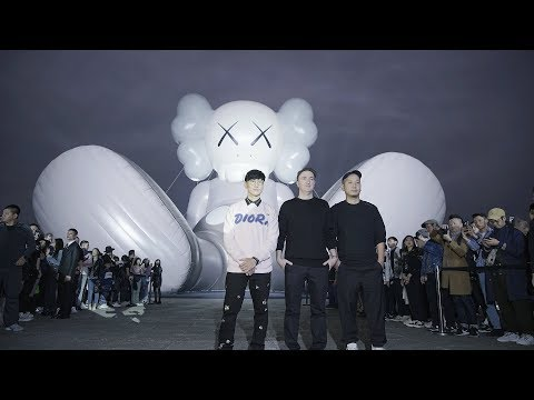 "《KAWS:HOLIDAY》台北站開幕式 / Global Debut of ""KAWS:HOLIDAY"" in Taipei"
