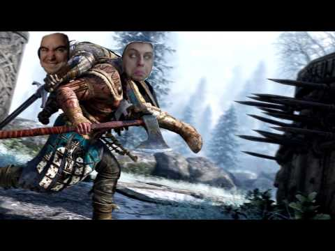 Как бруталы за честь сражались (BlackSilverUfa & ArtGames LP, первый запуск For Honor)
