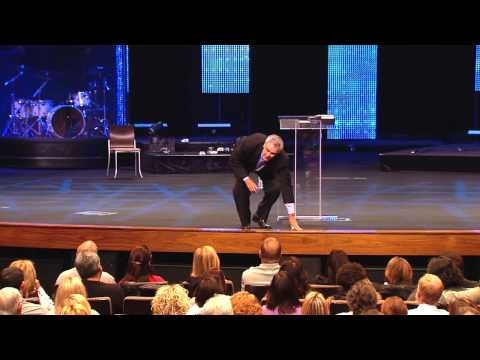 JamesRobison - How do we reach our friends and others for Christ? From Gateway Church in Southlake, Texas, James inspires believers to witness to the world.