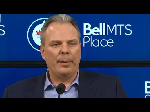 Video: Kevin Cheveldayoff breaks down Stastny trade