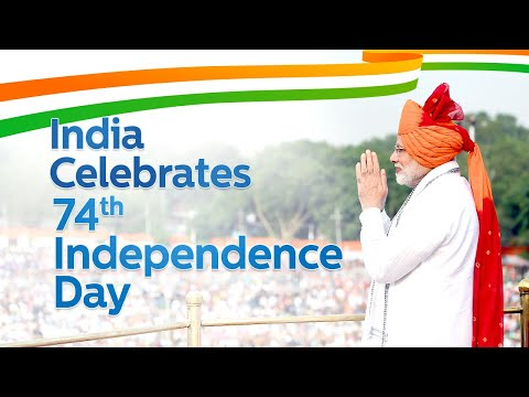 74th Independence Day 2020: PM Modi unfurls Tricolor & addresses the Nation from Red Fort   PMO