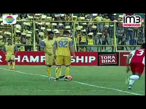 (Highlights) Barito Putera vs PSM Makassar, 1-2   TSC 1 Oktober 2016