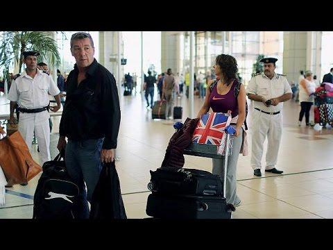 Εγκλωβισμένοι στο Σαρμ Ελ Σέιχ 20.000 Βρετανοί τουρίστες