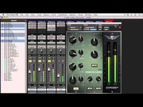 Mixing In The Box – Mix drums in 10 minutes!