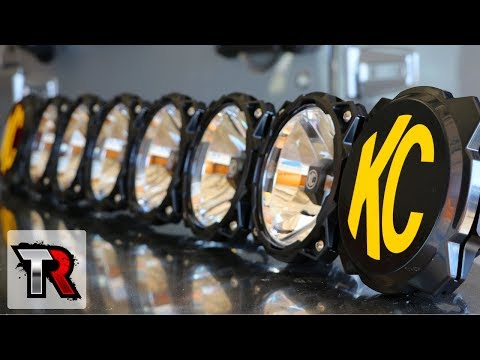 KC Gravity PRO6 LED Light Bar Review