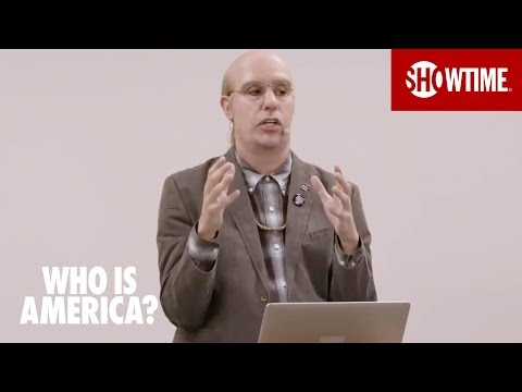 If You Missed Who Is America? | Sacha Baron Cohen SHOWTIME Series