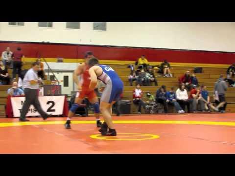 Guelph Open 2012: 74 kg Ryan Weicker vs. Ryan Myrfield