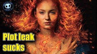 X-MEN DARK PHOENIX plot leaks...and it sucks (spoilers)