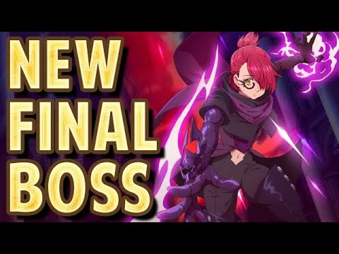 PREPARE FOR FINAL BOSS GOWTHER! - Seven Deadly Sins: Grand Cross