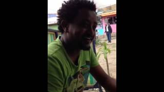 Ethiopian Short Comedy Talent By Ermias 2014