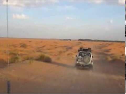 Tunisia 4x4 incontro con il deserto II