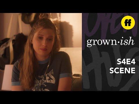 grown-ish Season 4, Episode 4 | Nomi Misses Class | Freeform