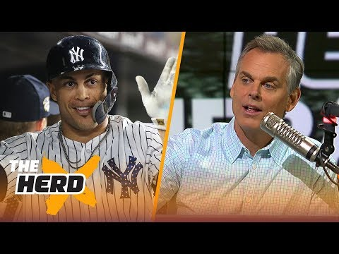 Colin Cowherd lists his Top 10 American Sports Brands | THE HERD