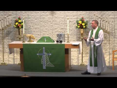 Bethlehem Lutheran Church - Sunday Worship Service: 10/20/2013