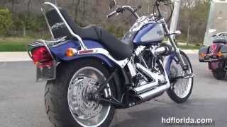 5. Used 2009 Harley Davidson Softail Custom Motorcycles for sale - Bradenton, FL
