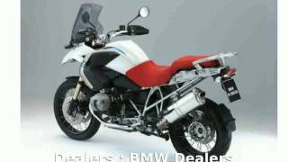 2. 2010 BMW R 1200 GS Special Edition -  Details Features