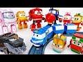 foto Wake Up Duke~! Here Comes Robot Train 2 Choo-Choo - ToyMart TV
