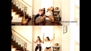 Silento- Watch Me (Whip/Nae Nae) #WatchMeDanceOn (workout with @KeairaLaShae) - YouTube