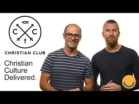 Get caught up on Christian Culture with Christian Club box delivery service!