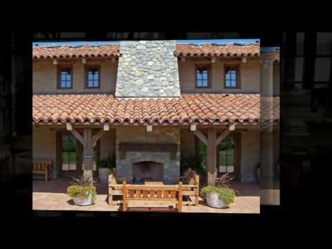 Sanford Winery-the interior design of the wine tasting room