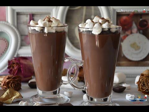 Ciocolata Calda Cremoasa I Reteta-Video