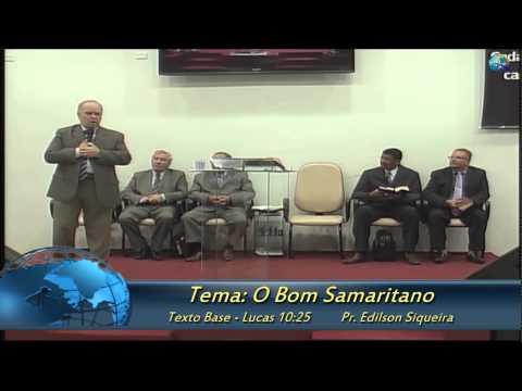 Duas Mensagens em Estudo Bíblico com o Pr. Edilson Siqueira