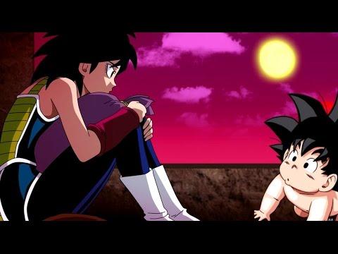 Dragon Ball Minus (Goku's Mother Gine And The Origin of Goku)