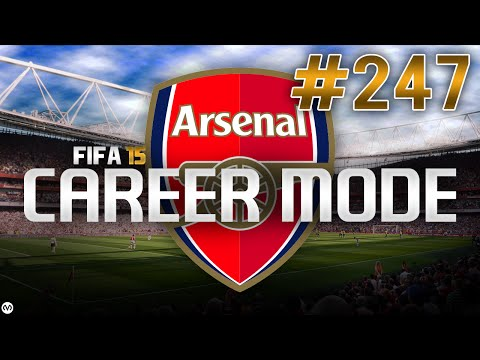 FIFA 15 | Career Mode | #247 | Cristiano Ronaldo Signs For Arsenal... For £600,000!