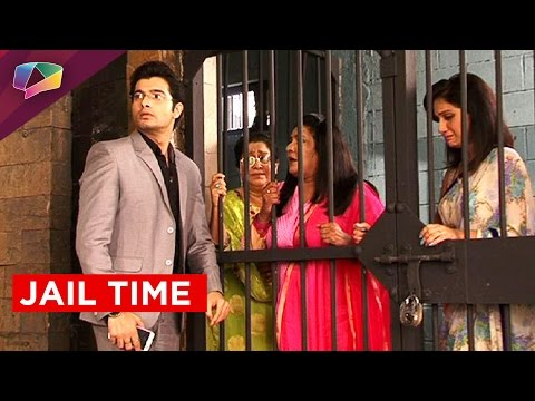 Rishi's Mother Rano And Family In Jail | Kasam |