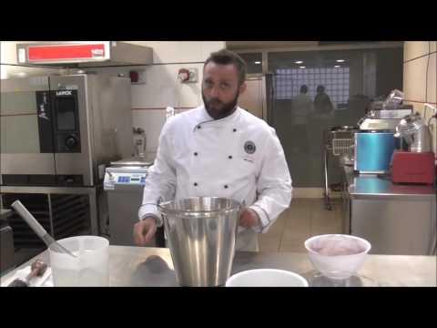 Scuola di gelateria: professione gelatiere