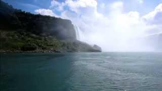 Niagara Falls Waterfall Time Lapse