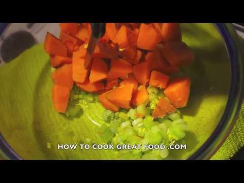 Fantastic Sweet Potato Salad Recipe