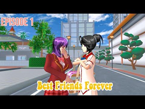 BEST FRIENDS FOREVER | EPISODE 1| DRAMA SAKURA SCHOOL SIMULATOR